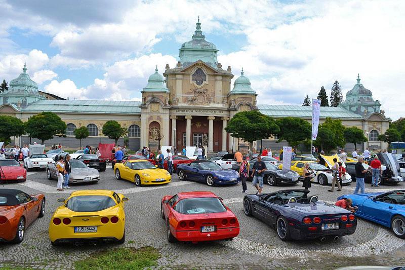 Corvette sraz Praha 2012: velká fotogalerie: - fotka 135