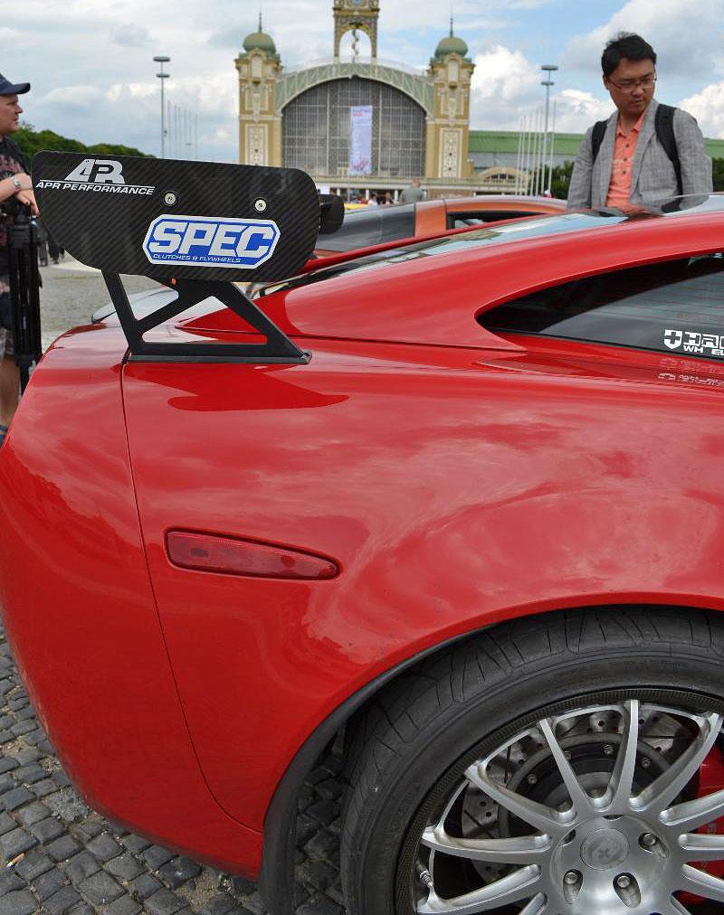 Corvette sraz Praha 2012: velká fotogalerie: - fotka 137