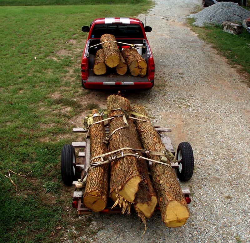 Harmon Splinter: 600koňový špalek: - fotka 13