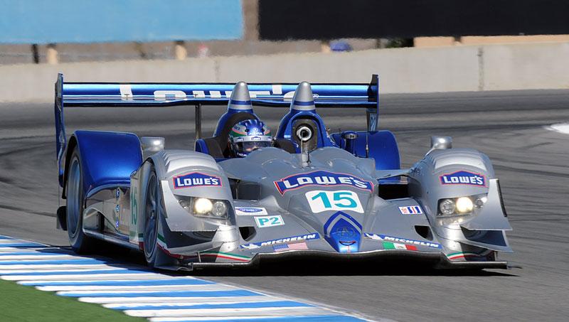 Acura ARX01 míří do Le Mans: - fotka 4
