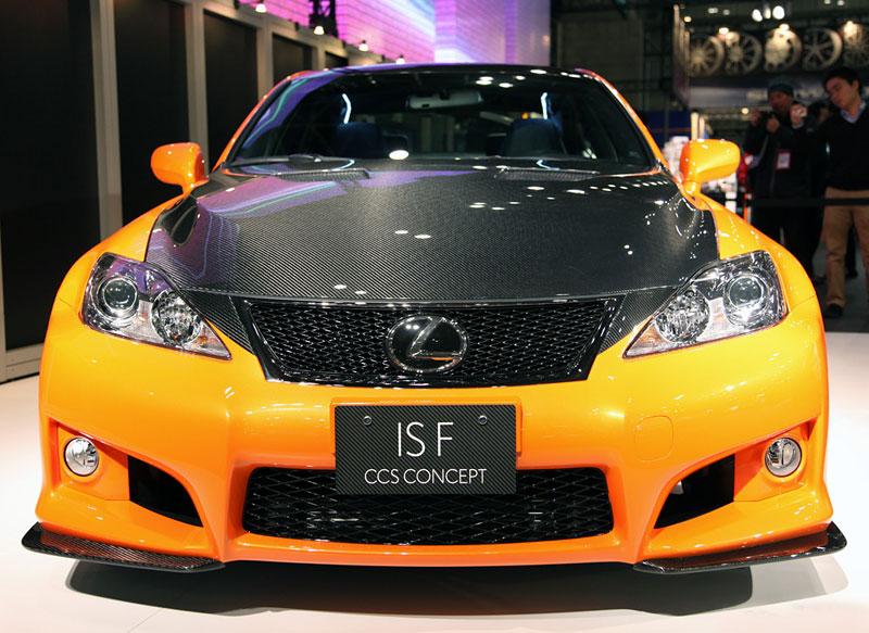 Lexus: IS F jako odlehčený speciál: - fotka 5