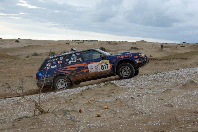 Reportáž: Rallye Budapest – Bamako 2010: - fotka 13