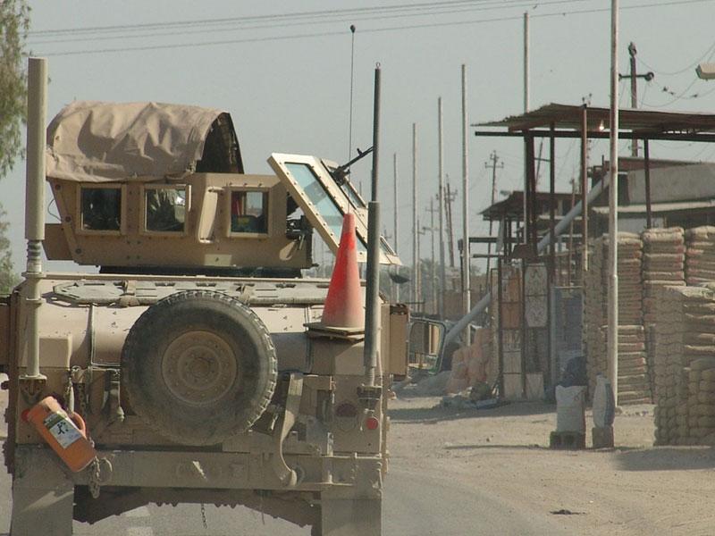 Americká armáda: konec Humvee v prvních liniích: - fotka 13