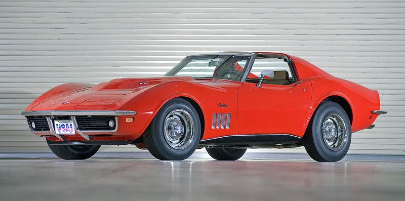 RM Auctions připravuje dražbu klasických muscle cars: - fotka 13