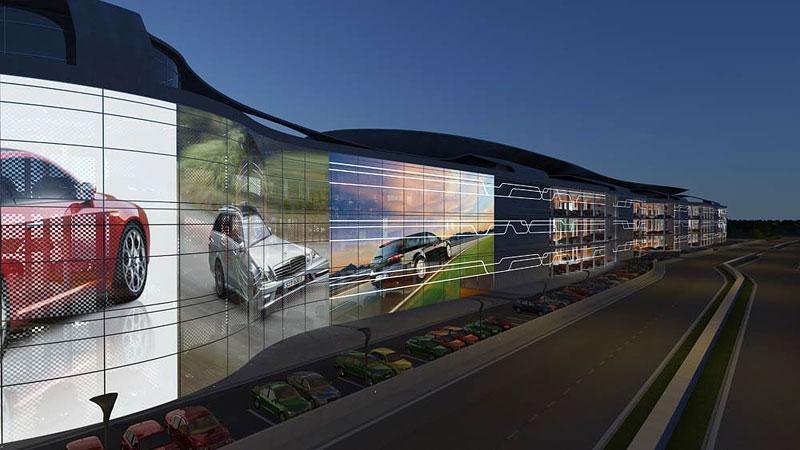 Turecko bude mít největší obchoďák s auty na světě: - fotka 13