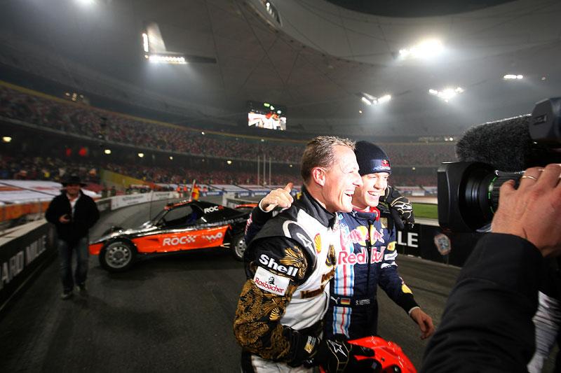 Alain Prost se zúčastní Race of Champions 2010: - fotka 47