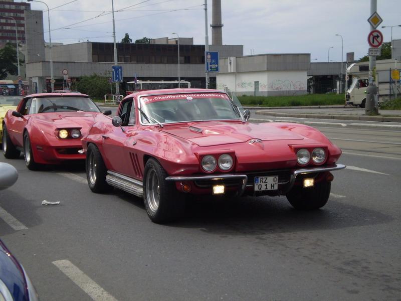 Prahou burácelo 250 Corvette: - fotka 129