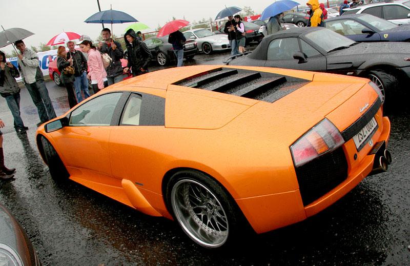 Přijďte na největší setkání sportovních aut u nás: - fotka 14