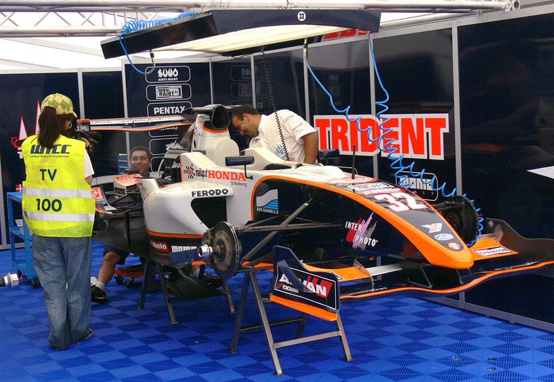 Reportáž: S Chevroletem na WTCC ve Valencii: - fotka 14