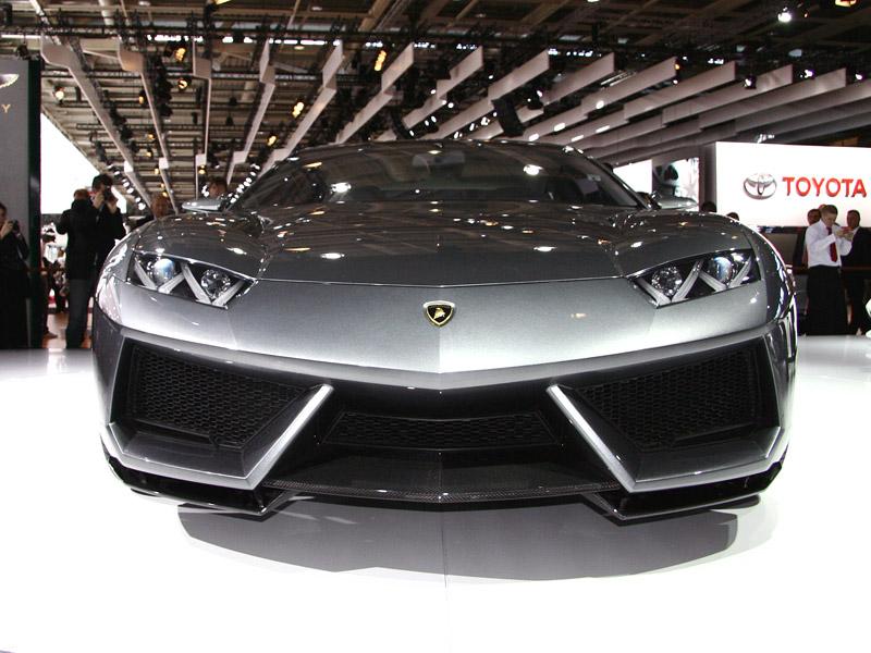 Lamborghini Estoque opět na pořadu dne?: - fotka 21