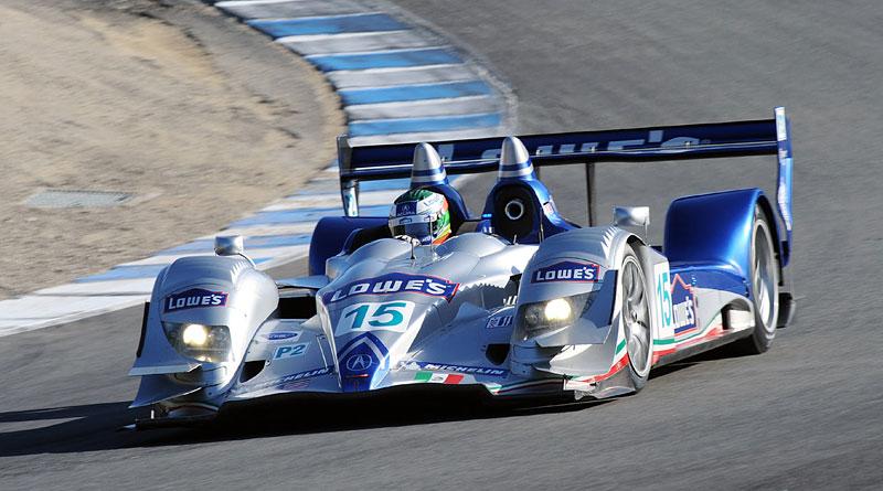 Acura ARX01 míří do Le Mans: - fotka 5