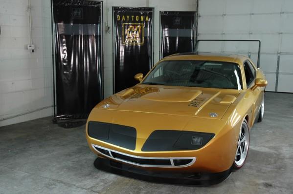 HPP Dodge Challenger Daytona Concept: - fotka 6