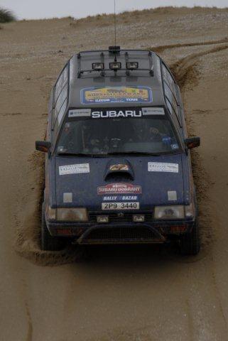 Reportáž: Rallye Budapest – Bamako 2010: - fotka 14