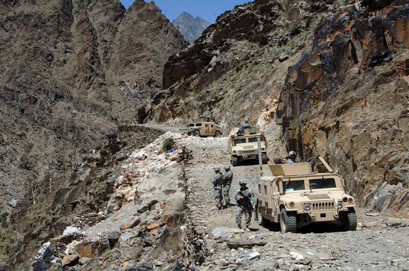 Americká armáda: konec Humvee v prvních liniích: - fotka 14