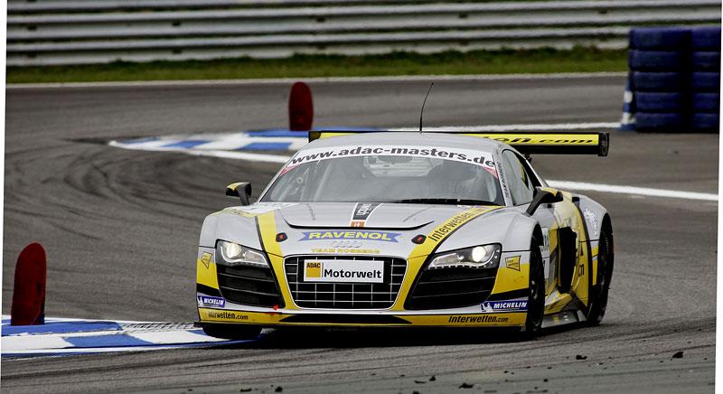 Audi R8 LMS: sedm vozů na 24 hodin Nürburgringu: - fotka 14