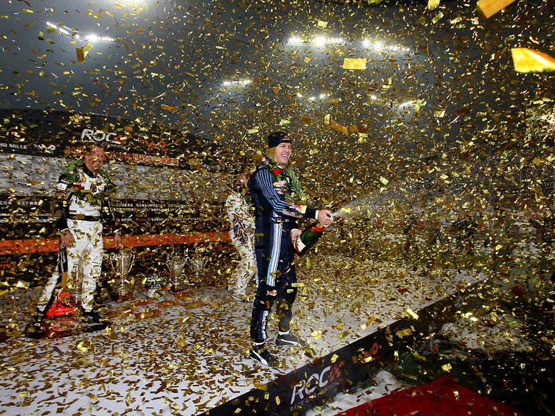 Alain Prost se zúčastní Race of Champions 2010: - fotka 48