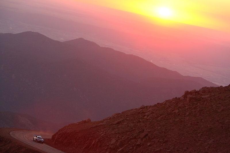 Suzuki Monster Sport SX4 Hill-climb Special: co je to za nestvůru?: - fotka 14