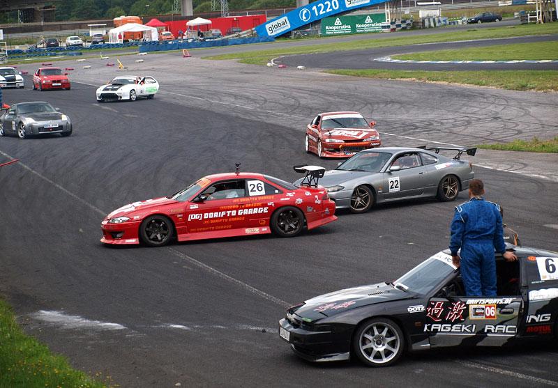 Czech Drift Series 2010 Sosnová: fotogalerie ze závěrečného závodu: - fotka 14