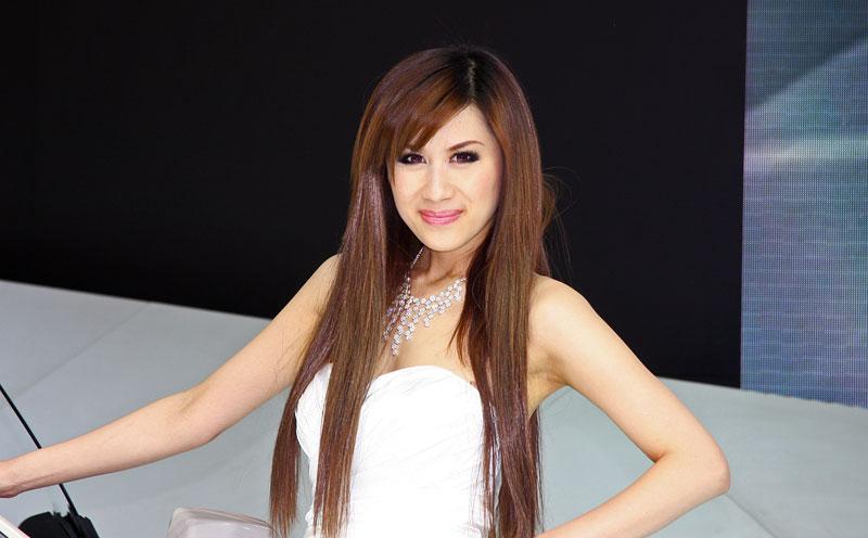 Šanghaj 2011: Babes: - fotka 12