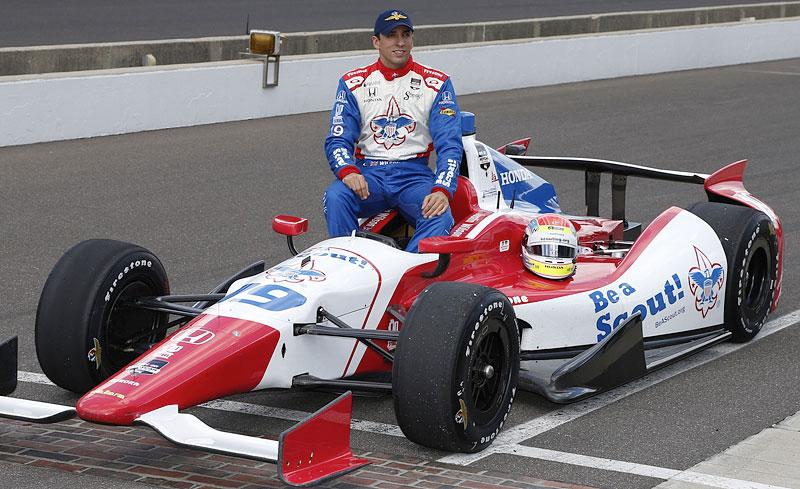 Zahynul Justin Wilson, bývalý pilot F1 a F3000: - fotka 14