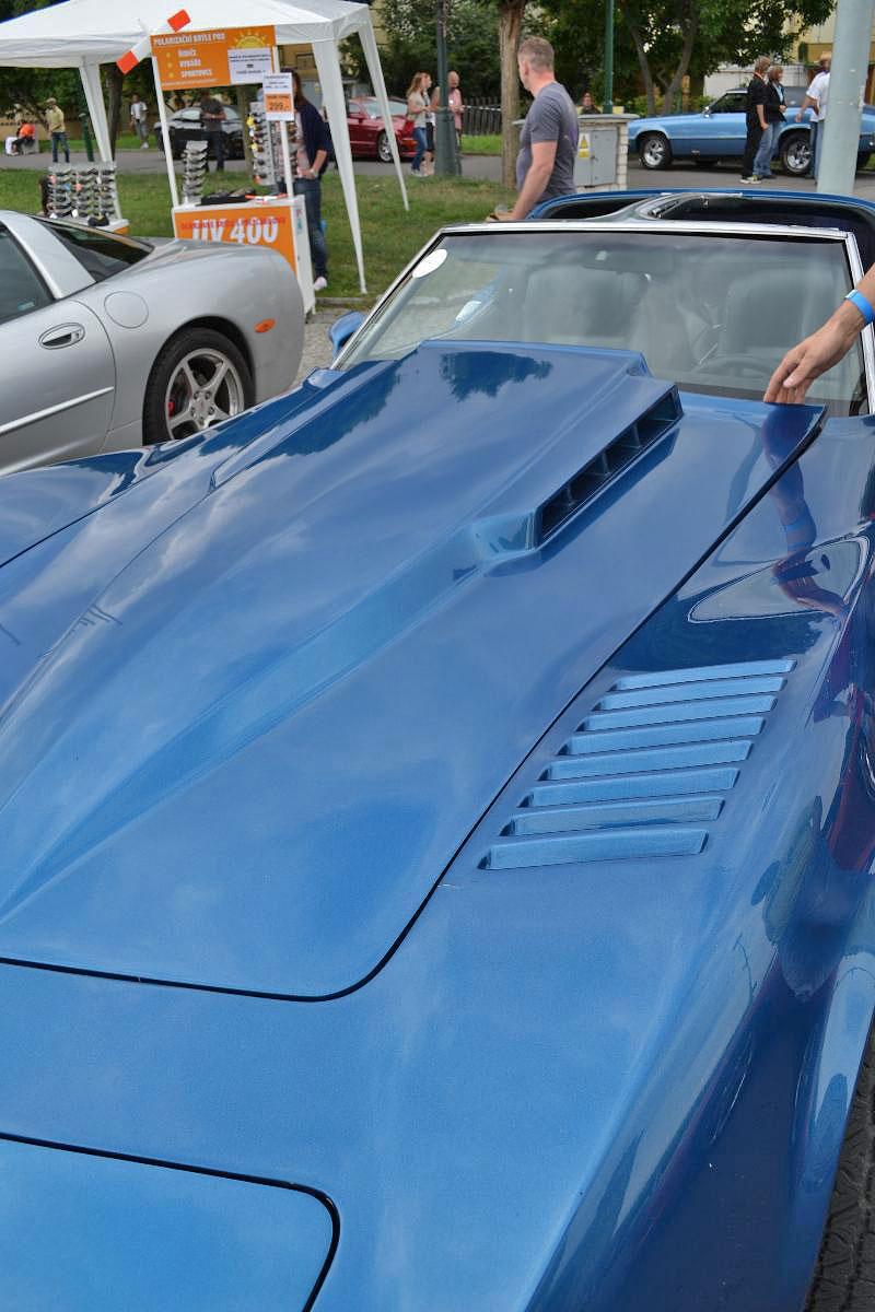 Corvette sraz Praha 2012: velká fotogalerie: - fotka 151