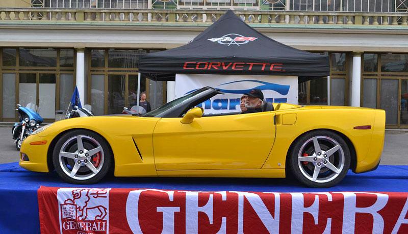Corvette sraz Praha 2012: velká fotogalerie: - fotka 154