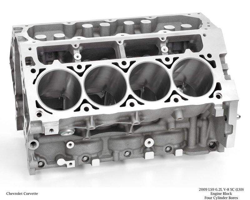 Co se skrývá pod kapotou Corvette ZR1: - fotka 45