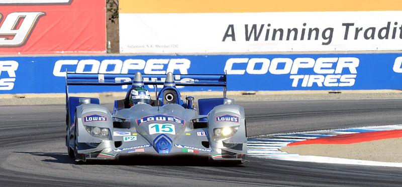 Acura ARX01 míří do Le Mans: - fotka 6