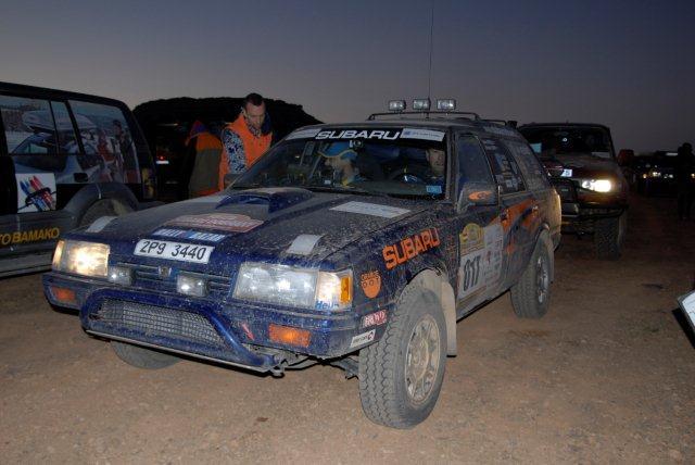 Reportáž: Rallye Budapest – Bamako 2010: - fotka 15