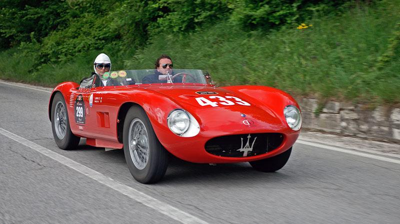 Reportáž: Mille Miglia 2010: - fotka 15