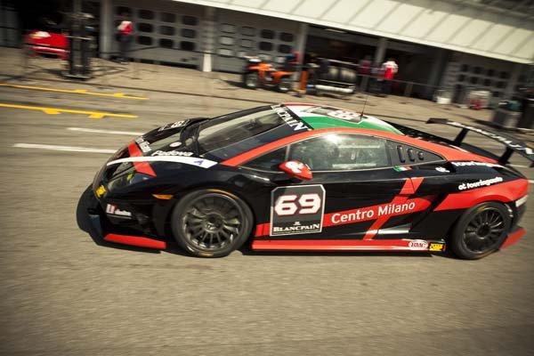 Lamborghini Blancpain Super Trofeo, FIA GT3 a FIA GT1 o víkendu v Brně!: - fotka 15