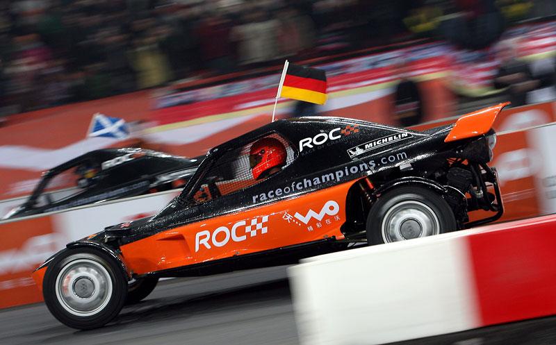 Alain Prost se zúčastní Race of Champions 2010: - fotka 49