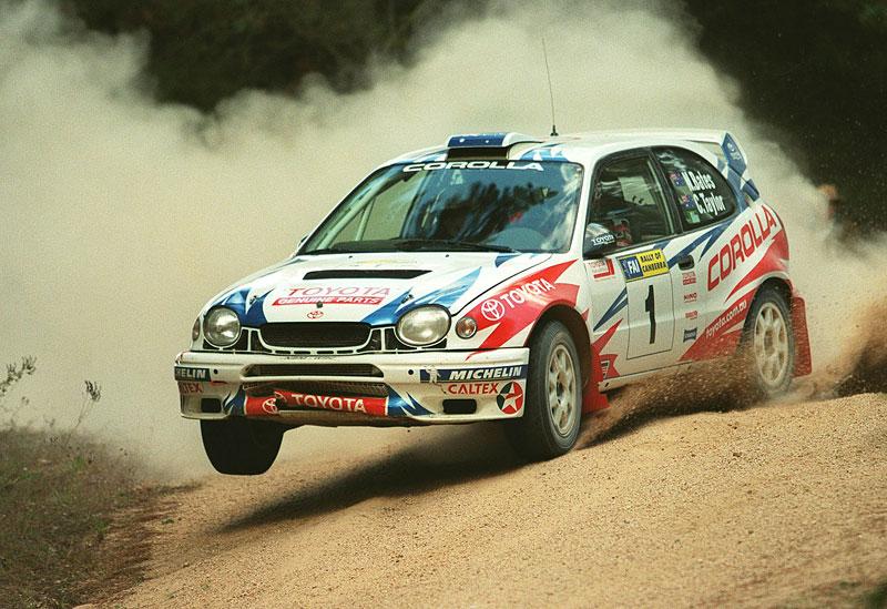 Toyota v Goodwoodu připomene své úspěchy v rallye: - fotka 77