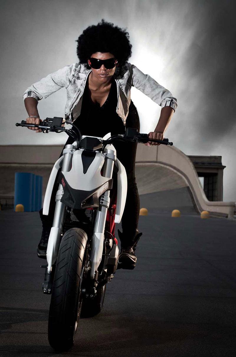 Ducati Students Concept – mládí vpřed: - fotka 15