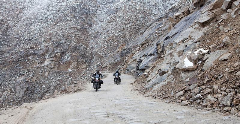 Royal Enfield Himalayan: Terénní revoluce z Čennaí: - fotka 6