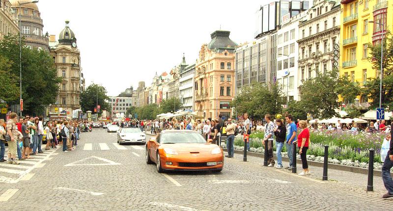 Prahou burácelo 250 Corvette: - fotka 145