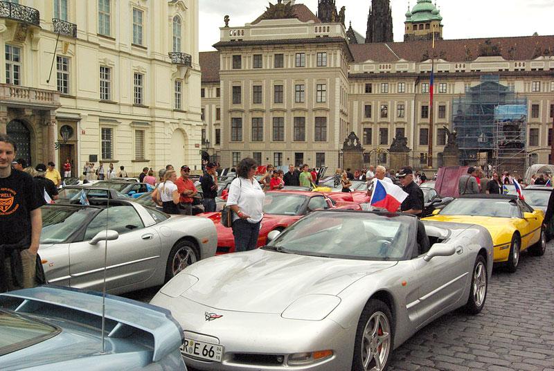 Prahou burácelo 250 Corvette: - fotka 147