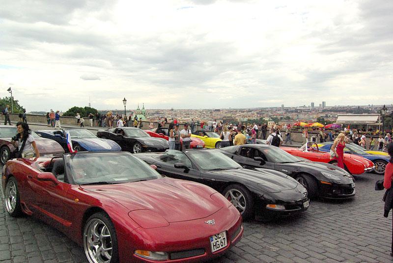 Prahou burácelo 250 Corvette: - fotka 150