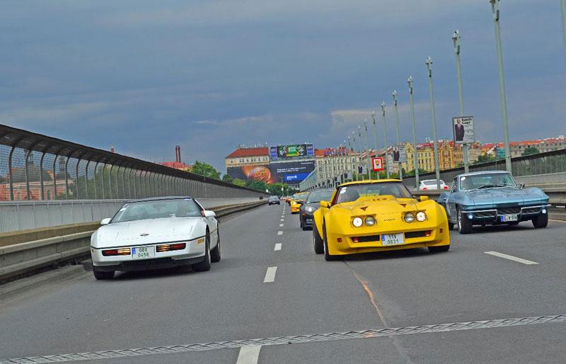 Corvette sraz Praha 2012: velká fotogalerie: - fotka 168