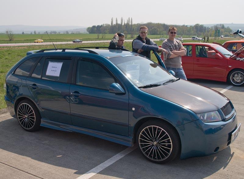 Tuning Motor Párty Vyškov VIII.: - fotka 17