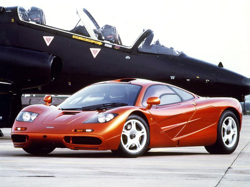 McLaren F1 LM pro Lewise Hamiltona: - fotka 2