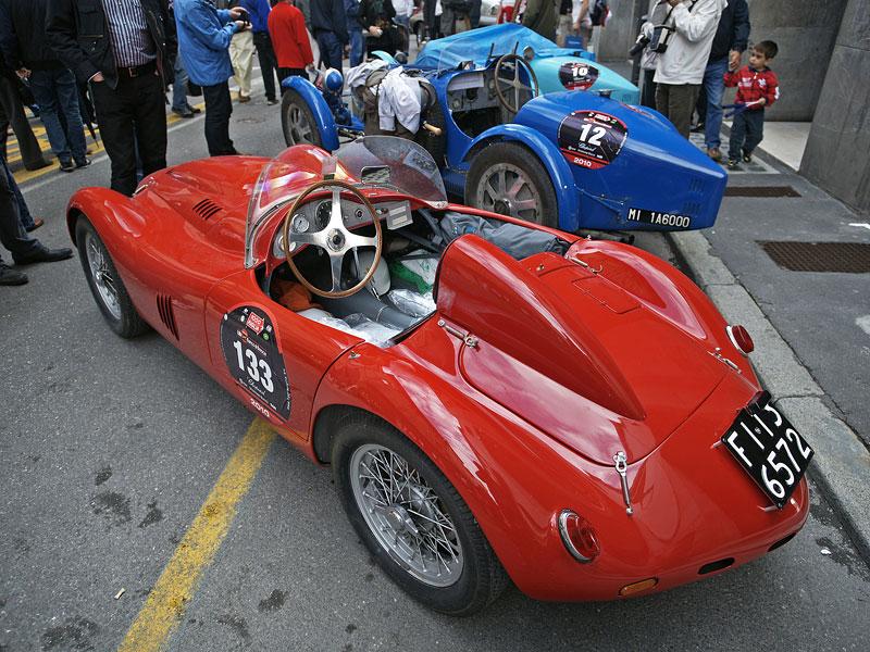 Reportáž: Mille Miglia 2010: - fotka 16