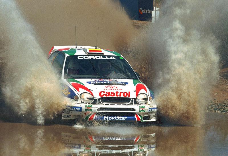 Toyota v Goodwoodu připomene své úspěchy v rallye: - fotka 78