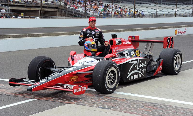 Zahynul Justin Wilson, bývalý pilot F1 a F3000: - fotka 16