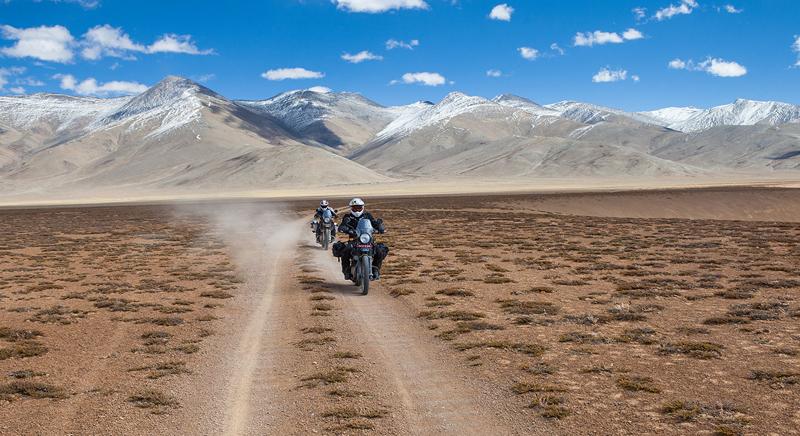 Royal Enfield Himalayan: Terénní revoluce z Čennaí: - fotka 7