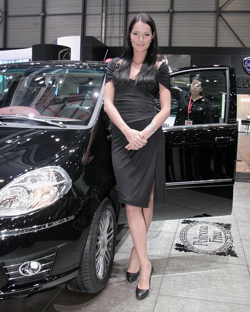 Autosalon Ženeva: Best of Babes II.: - fotka 23
