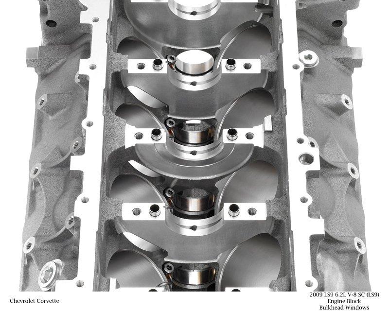 Co se skrývá pod kapotou Corvette ZR1: - fotka 47