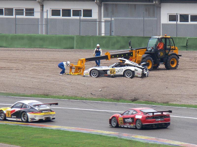 Reportáž: S Chevroletem na WTCC ve Valencii: - fotka 17