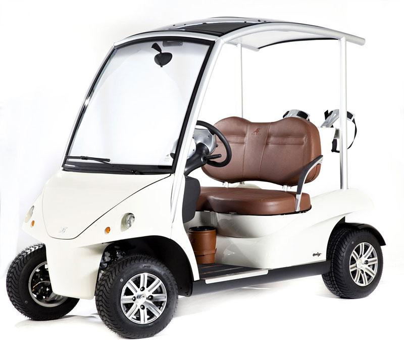 Garia: luxusní vozík pro milovníky golfu: - fotka 10
