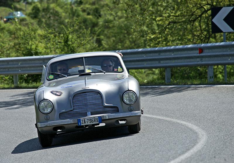 Reportáž: Mille Miglia 2010: - fotka 17